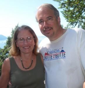 Bill & Teresa
