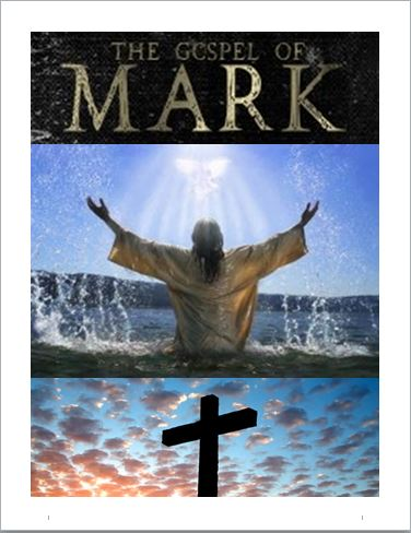 a study of the gospel of mark Throughout his account, mark unveils a jesus of unparalleled power and authority but also a jesus of humility and love and while this jesus invite.